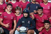 1st XV Pre-season, Kings College v Christchurch Boys High School, Kings College, Auckland, Saturday 1 May 2021. Photo: Simon Watts/www.bwmedia.co.nz