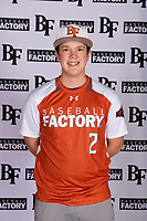 Wynn Wooldridge (2) of Midland Christian School in Midland, Texas during the Baseball Factory All-America Pre-Season Tournament, powered by Under Armour, on January 12, 2018 at Sloan Park Complex in Mesa, Arizona.  (Mike Janes/Four Seam Images)