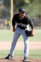 Leuris Gomez - Colorado Rockies, 2009 Instructional League.Photo by:  Bill Mitchell/Four Seam Images..