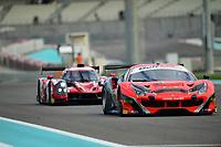 #11 KESSEL RACING (CHE) FERRARI 488 GT3 GT PRO MICHAEL BRONISZEWSKI (POL) DAVIDE RIGON (ITA) MIGUEL MOLINA (ESP)