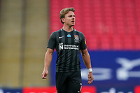 Sam Hoskins of Northampton Town during the Sky Bet League 2 PLAY-OFF Final match between Exeter City and Northampton Town at Wembley Stadium, London, England on 29 June 2020. Photo by Andy Rowland.