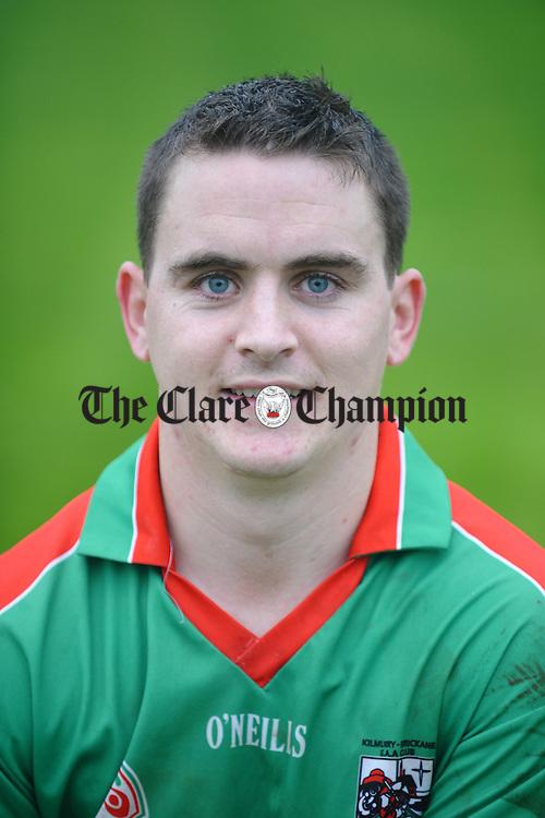 Martin Mc Mahon01-10-2011001.jpg..Photograph by John Kelly, The Clare Champion.