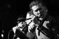 Gerard with Joe at CW