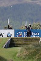 Sunday 31st May 2015; Rickie Fowler, USA, tees off at the 3rd<br /> <br /> Dubai Duty Free Irish Open Golf Championship 2015, Round 4 County Down Golf Club, Co. Down. Picture credit: John Dickson / DICKSONDIGITAL