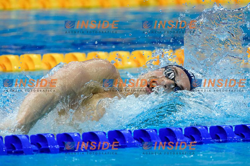 LIE Markus NOR Norwey<br /> 200m Freestyle Men Preliminary<br /> Swimming<br /> Budapest  - Hungary  19/5/2021<br /> Duna Arena<br /> XXXV LEN European Aquatic Championships<br /> Photo Giorgio Perottino / Deepbluemedia / Insidefoto