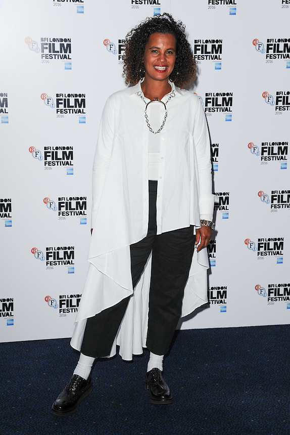 """Neneh Cherry<br /> at the London Film Festival 2016 premiere of """"Stockholm My Love"""" at the Odeon Leicester Square, London.<br /> <br /> <br /> ©Ash Knotek  D3175  11/10/2016"""