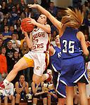 O'Gorman at Roosevelt Girls District 1AA Championship