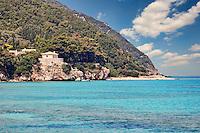 Agios Giannis village in Lefkada, Greece
