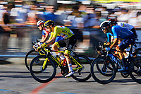 18th July 2021; Paris, France;  POGACAR Tadej (SLO) of UAE TEAM EMIRATES during stage 21 of the 108th edition of the 2021 Tour de France cycling race, the stage of 108,4 kms between Chatou and finish at the Champs Elysees in Paris.