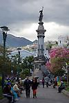 Liberty Statue, Quito