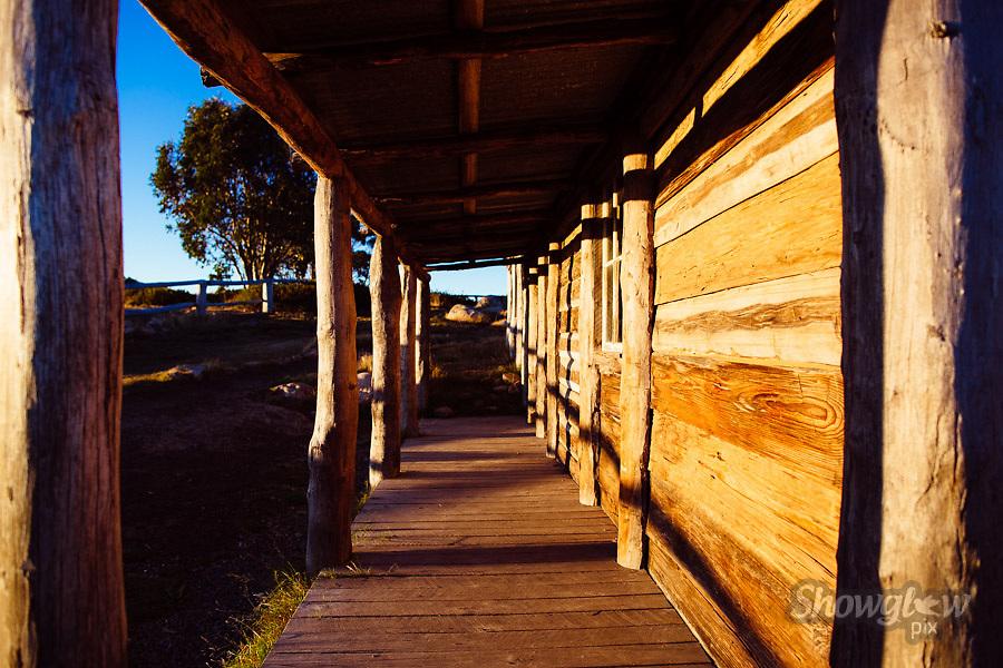 Image Ref: HC126<br /> Location: Craig's Hut, Mt Buller<br /> Date: 22 March, 2015