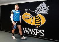 Wasps Training 20141216