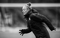 Vancouver, Canada - November 8, 2017: The USWNT trains in preparation for their friendly against Canada at BC Place.Vancouver, Canada - November 4, 2017: The USWNT trains in preparation for their friendly against Canada in Vancouver.