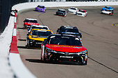 #18: Riley Herbst, Joe Gibbs Racing, Toyota Camry Advance Auto Parts