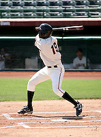 Vladiimir Frias / AZL Giants..Photo by:  Bill Mitchell/Four Seam Images