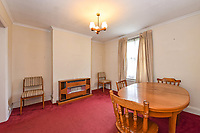 BNPS.co.uk (01202 558833)<br /> Pic: Homesestateagency/BNPS<br /> <br /> Pictured: The dining room.<br /> <br /> A timewarp home that has been lived in by the same family for more than a century has gone on sale for the first time since being built.<br /> <br /> At the time the property was built, King Edward VII was on the throne and the First World War had not even started.<br /> <br /> The property is being sold for £550,000 under probate by the original builder's three grandchildren, who were born in the Victorian-style house.<br /> <br /> The two-bedroomed home is in the Surrey town of Haslemere and belonged to the Berry family, who decided to sell after the death of their parents, Freda and Leslie.