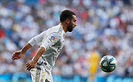 Real Madrid CF's Dani Carvajal during La Liga match. Aug 24, 2019. (ALTERPHOTOS/Manu R.B.)