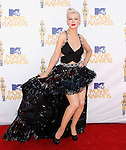 Christina Aguilera at the 2010 MTV Movie Awards held at The Gibson Ampitheatre in Universal City, California on June 06,2010                                                                               © 2010 Debbie VanStory / Hollywood Press Agency