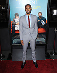 Michael B. Jordan attends That Awkward Moment Premiere held at The Premiere House at Regal Cinemas L.A. Live in Los Angeles, California on January 27,2014                                                                               © 2014 Hollywood Press Agency