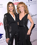 Teri Hatcher and Kathy Griffin at The 20th Annual Fulfillment Fund Stars Benefit Gala held at The Beverly Hilton Hotel in Beverly Hills, California on October 14,2014                                                                               © 2014 Hollywood Press Agency
