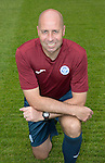 St Johnstone FC photocall Season 2016-17<br />Paul Mathers, Goalkeeping Coach<br />Picture by Graeme Hart.<br />Copyright Perthshire Picture Agency<br />Tel: 01738 623350  Mobile: 07990 594431