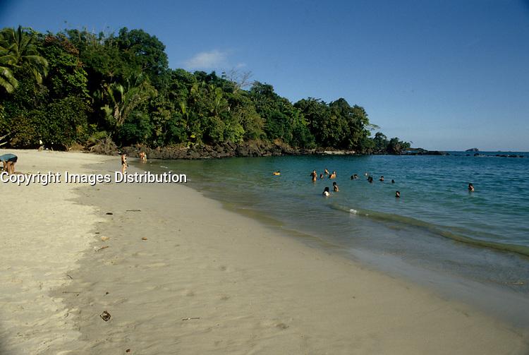 Costa Rica - file Photo -manuel-antonio playa 3
