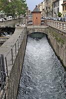 - Milano, naviglio Pavese, chiusa della Conchetta<br /> <br /> - Milan, Naviglio Pavese canal , Conchetta sluice