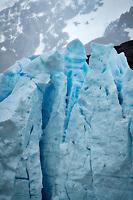 Lago Grey Glacier. Lago Grey lake in  Torres del Paine National Park, Chile