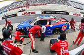 #20: Christopher Bell, Joe Gibbs Racing, Toyota Camry Rheem/Comcast Salute to Service