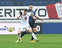 Bergamo  06-02-2021<br /> Stadio Atleti d'Italia<br /> Serie A  Tim 2020/21<br /> Atalanta- Torino nella foto:     Belotti Andrea                                                     <br /> Antonio Saia Kines Milano