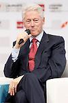 20130521. Bill Clinton in Madrid