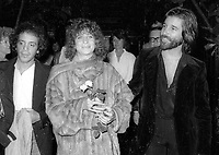Studio 54; co-owner Steve Rubell Rubell <br /> Barbara Streisand John Peters 1978<br /> Photo by Adam Scull/PHOTOlink