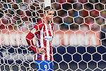Fernando Torres of Atletico de Madrid looks on during their La Liga match between Atletico de Madrid and Granada CF at the Vicente Calderon Stadium on 15 October 2016 in Madrid, Spain. Photo by Diego Gonzalez Souto / Power Sport Images