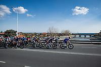 racing towards the Cipressa<br /> <br /> 112th Milano-Sanremo 2021 (1.UWT)<br /> 1 day race from Milan to Sanremo (299km)<br /> <br /> ©kramon