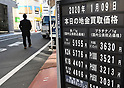 U.S. - Iran Tensions Push Gold and Gasoline Prices Higher in Japan