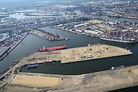 Hamburg Hafenflaechen Steinwerder: EUROPA, DEUTSCHLAND, HAMBURG, (EUROPE, GERMANY), 28.09.2014: Hamburg Hafenflaechen Steinwerder, Kaiser Wilhelm Hafen, Ellerholzhafen,