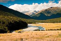 Otago - Haast Pass Photos