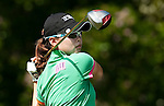 Sun Young Yoo of South Korea in action during the Day 4 of the LPGA Sunrise Taiwan Championship on at Sunrise Golf Course on October 23, 2011 in Taoyuan, Taiwan. Photo by Victor Fraile / The Power of Sport Images