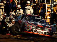 Nov 13, 2005; Phoenix, Ariz, USA;  Nascar Nextel Cup driver Kevin Harvick driver of the #29 Goodwrench Chevy during the Checker Auto Parts 500 at Phoenix International Raceway. Mandatory Credit: Photo By Mark J. Rebilas