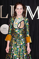 Michelle Dockery<br /> arriving for the BFI Luminous Fundraising Gala 2017 at the Guildhall , London<br /> <br /> <br /> ©Ash Knotek  D3316  03/10/2017