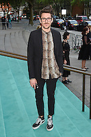 Henry Holland<br /> arrives for the V&A Summer Party 2016, South Kensington, London.<br /> <br /> <br /> ©Ash Knotek  D3135  22/06/2016