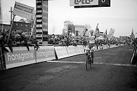 race winner: Klaas Vantornout (BEL/Sunweb-Napoleon Games)<br /> <br /> Superprestige Gavere 2014