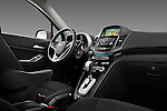 2013 Chevrolet Orlando LTZ+ MPV Passenger Dashboard Stock Photo