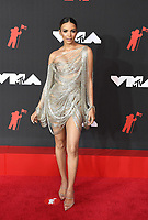 Leslie Grace attends the 2021 MTV Video Music Awards at Barclays Center on September 12, 2021 in the Brooklyn borough of New York City.<br /> CAP/MPI/IS/JS<br /> ©JSIS/MPI/Capital Pictures