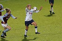 Lucy Quinn of Tottenham Hotspur during Tottenham Hotspur Women vs Aston Villa Women, Barclays FA Women's Super League Football at the Hive Stadium on 13th December 2020