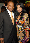 Darryl and Ursaline Hamilton at the Children's Museum Gala Saturday Oct. 03,2009. (Dave Rossman/For the Chronicle)