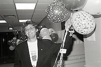 Montreal (qc) CANADA - file Photo - 1991 - <br /> <br /> <br />  - Festival Juste Pour Rire 1991 - Gilbert Rozon