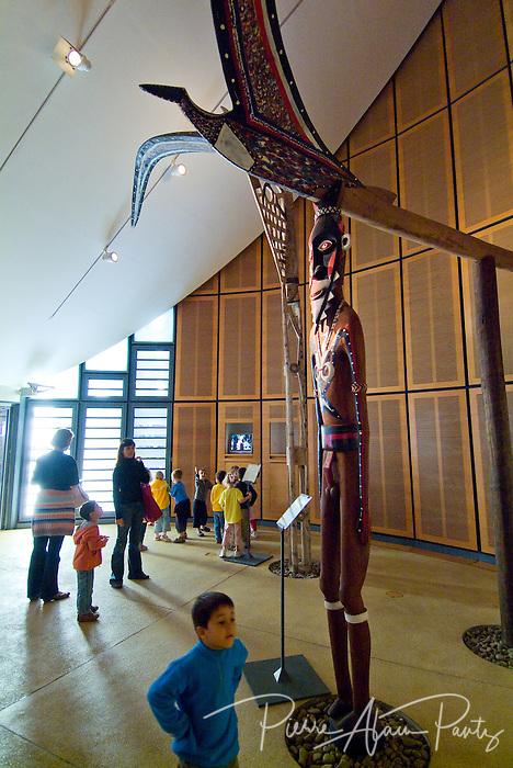 Case Jinu, centre culturel Tjibaou