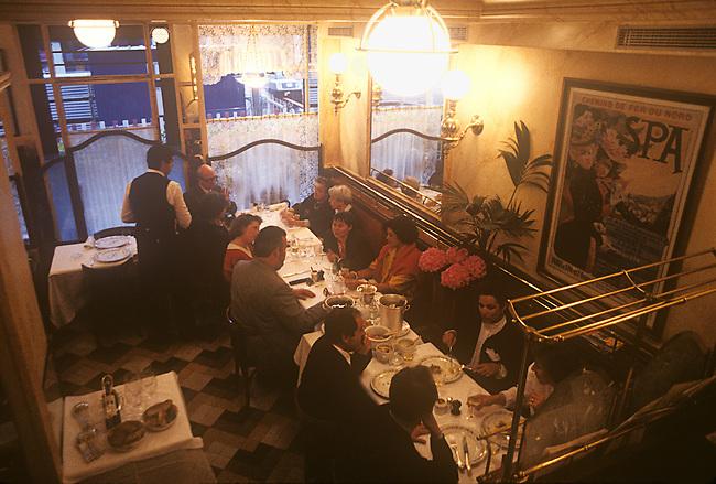 Benoit Restaurant, Paris, France