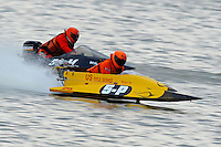 5-P and Mike Affholter (51-M) (runabout)